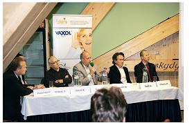 XXI. BESKYDSKÝ ORL DEN – panelová diskuse.