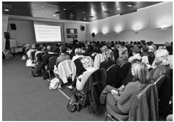 Auditorium Pediatrického dne v Ostravě