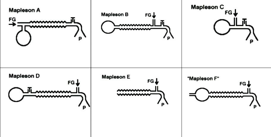 Systém podle Maplesona