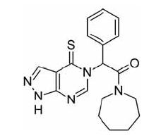Struktura inhibitoru AG18051