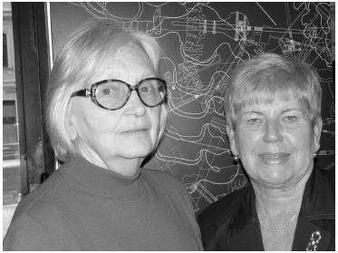 MUDr. Jana Zahrádková (vlevo) a MUDr. Marcela Burdová