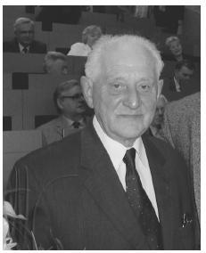 Prof. MUDr. Ladislav Chrobák, CSc. – první vyzvaný přednášející v rámci Wiedermannovy přednášky