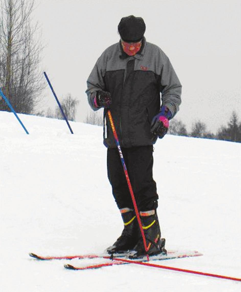 Dnes to stačilo, zítra opět na lyže.