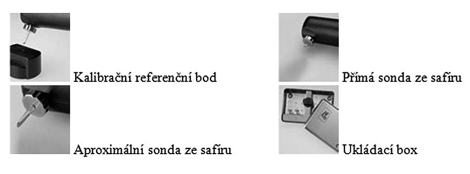 Přístroj DIAGNOdent (fa KaVo) [13]