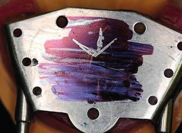 Obrazec šípového hrotu