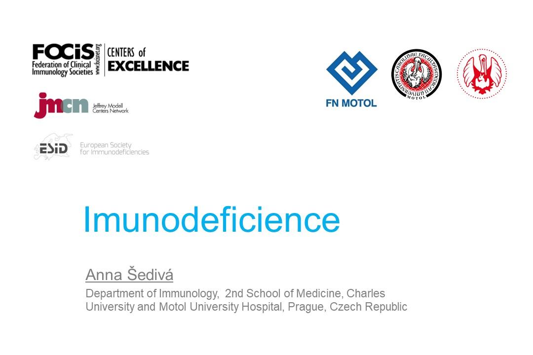 Imunodeficience - 0