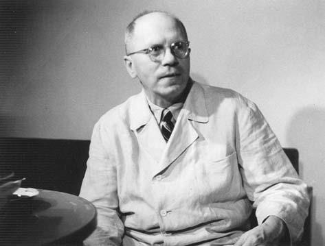 Fotografie prof. M. Seemana z roku 1962.
