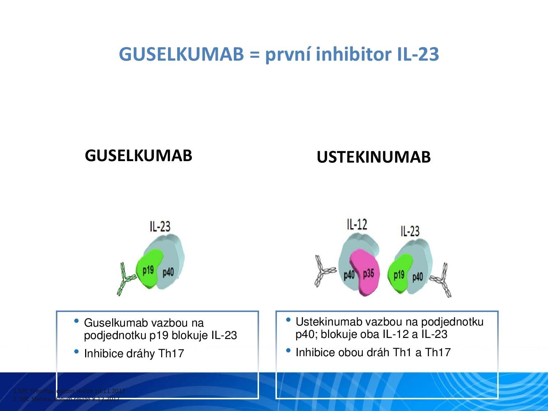 IL-23: Nový terapeutický cíl v léčbě psoriázy - 8