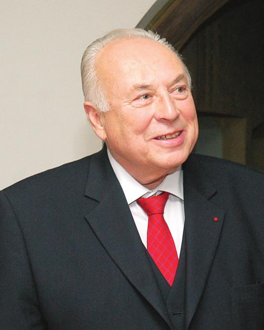 Prof. MUDr. Jaroslav Blahoš, DrSc.