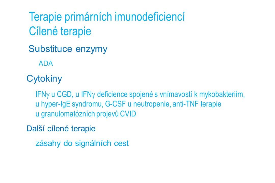 Imunodeficience - 31