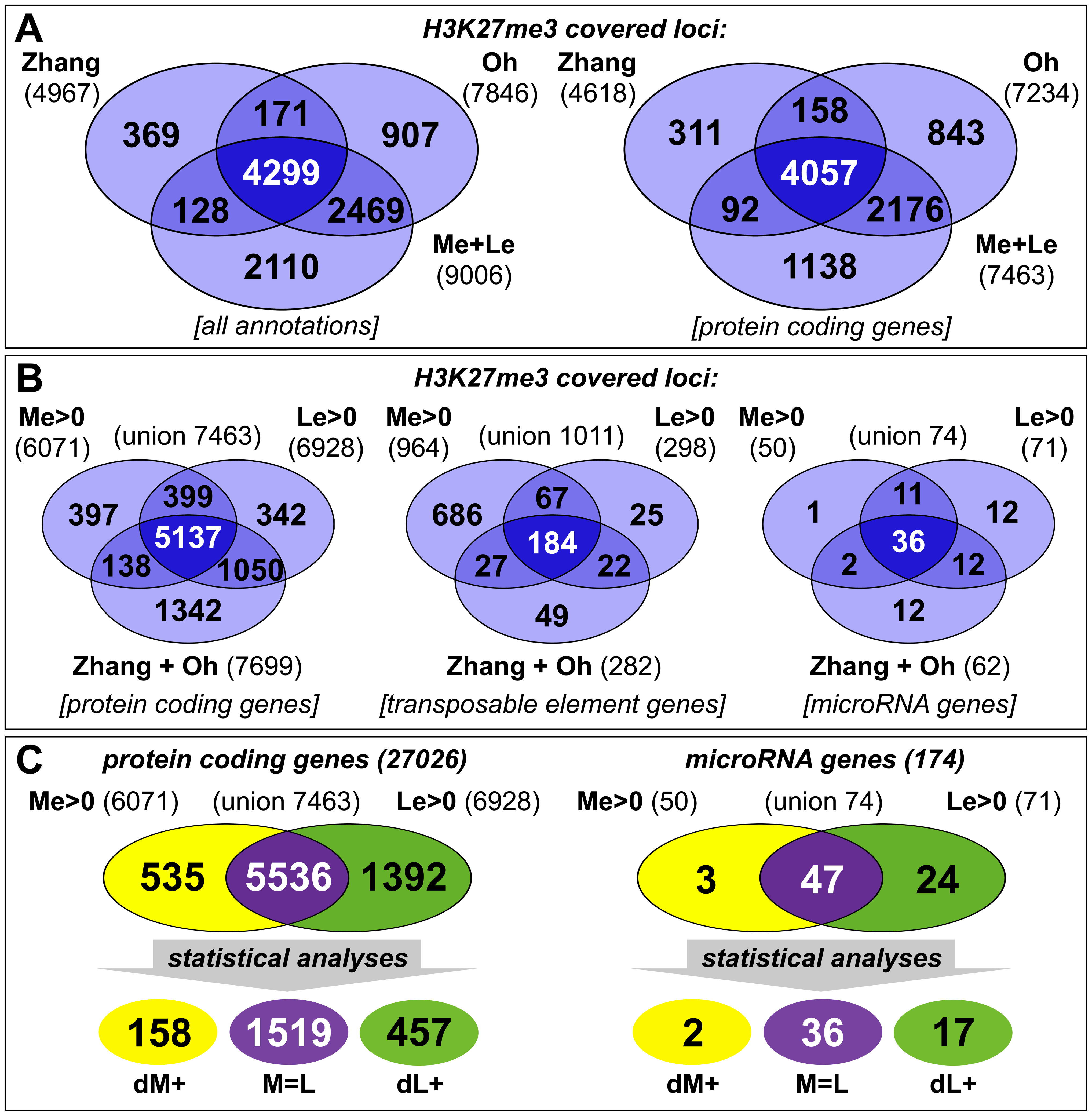 Tissue-specific ChIP-on-chip analysis reveals differentially methylated genes.