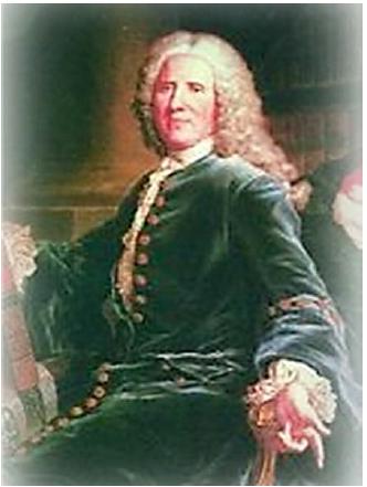 François Gigot de la Peyronie (1678–1747) Fig. 3 François Gigot de la Peyronie (1678–1747)