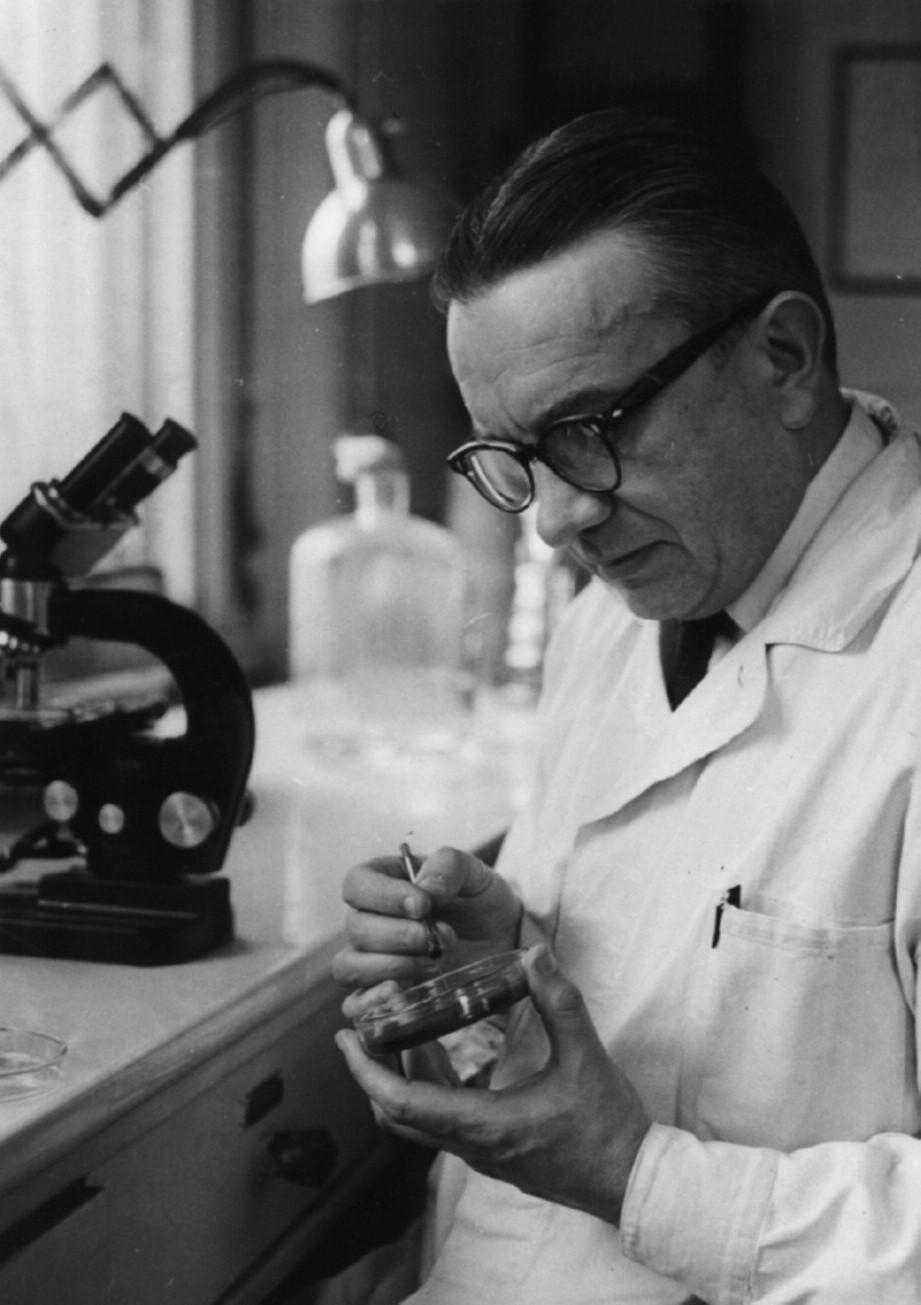 Prof. MUDr. Karel Raška, DrSc.