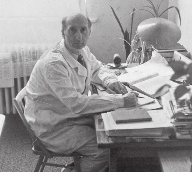 Doc. MUDr. Miroslav Janotka, CSc.