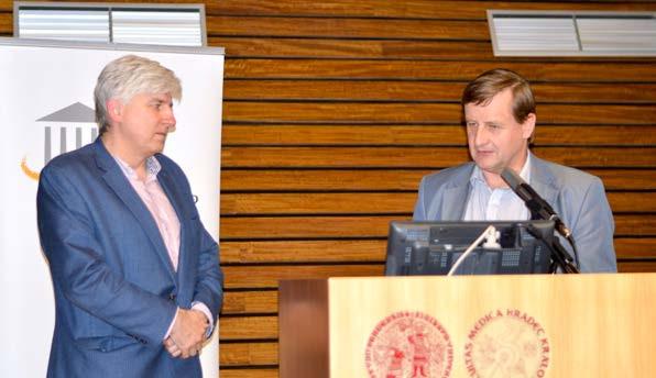 Diskuze po prezentaci Fig. 2 Discussion after presentation