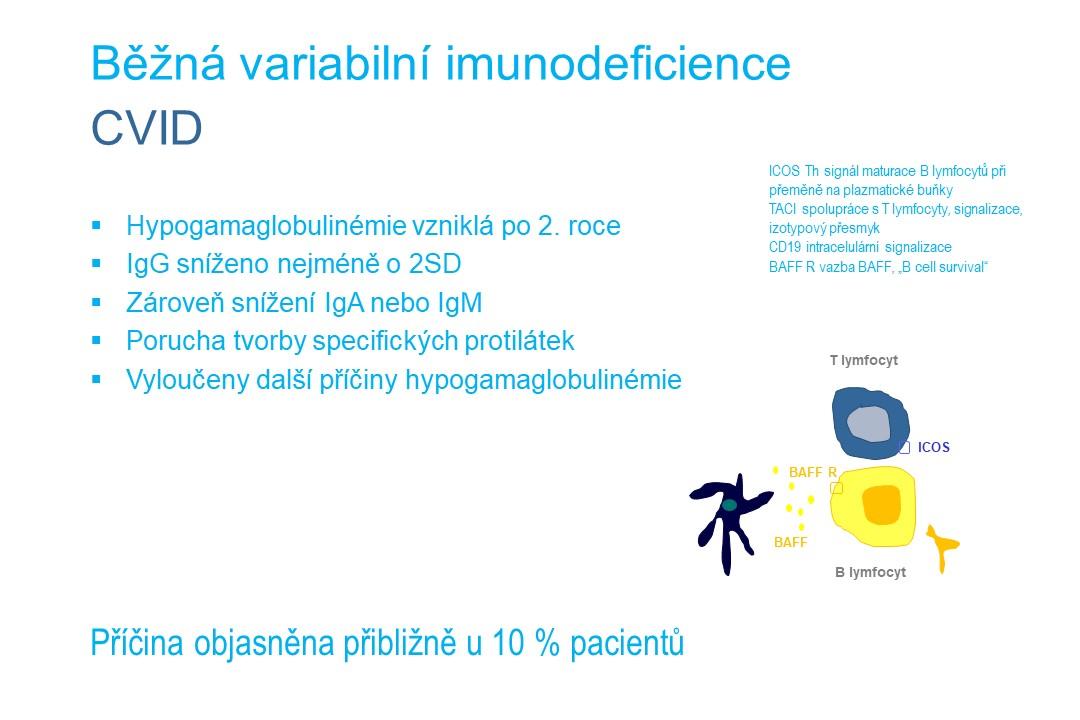 Imunodeficience - 14