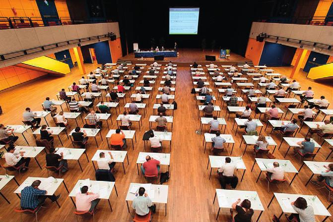 Evropská ORL specializační zkouška (European Board Examination ORL-HNS).