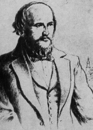 Karel Slavoj Amerling v mužném věku.