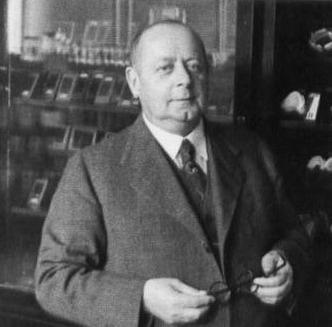 Prof. MUDr. Jan Jesenský.