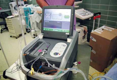 Rezūm™ System – generátor vodní páry.