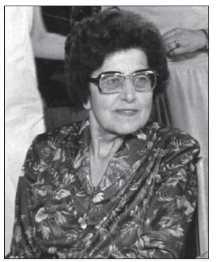Zdeňka Menšíková.