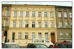 Chráněné bydlení sv. Michaela v Brně.