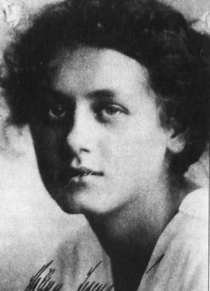 Milena Jesenská.