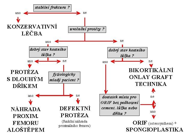 Schéma 1 Duncanův algoritmus
