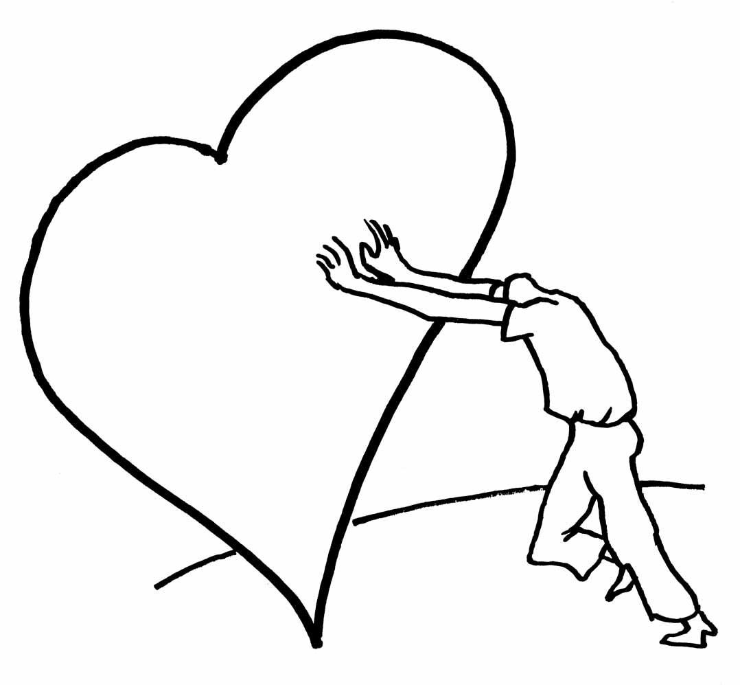 <b>Pohnout něčím srdcem</b> – vzbudit něčí útrpnost, soucit, lásku apod.