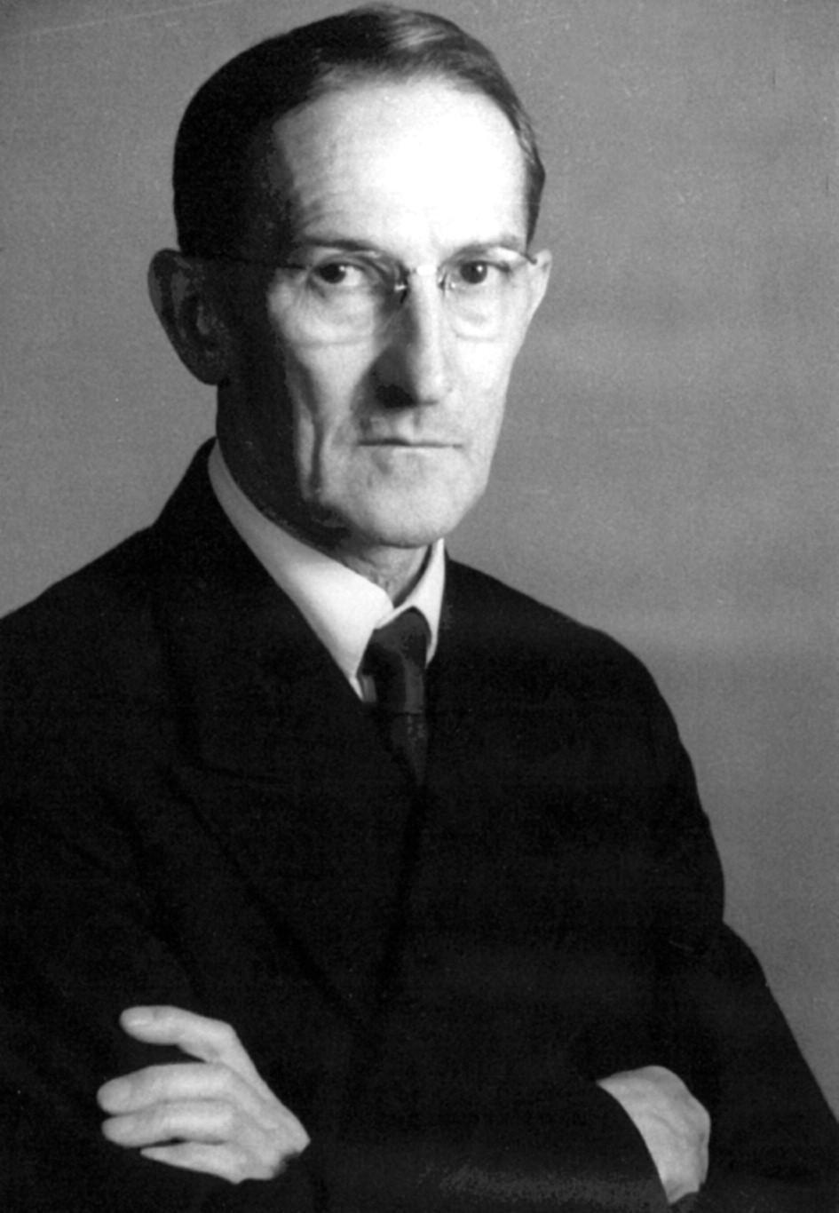 Prof. PhDr. Jaroslav Heyrovský, DrSc. (1890–1967)