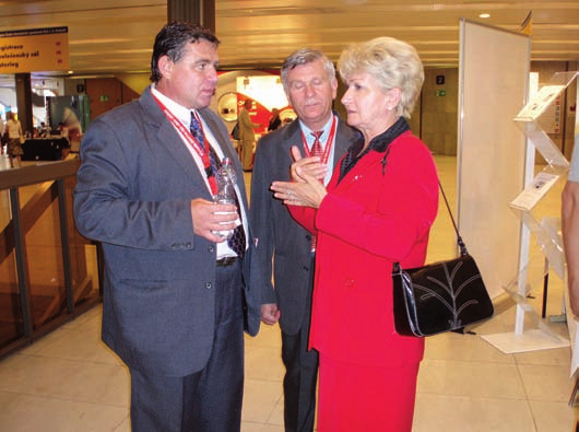 Český internistický kongres 2008.