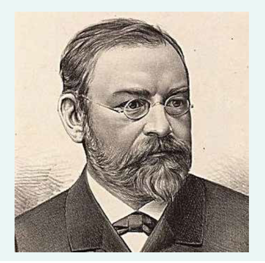 Pražský anatom Carl Toldt (1840–1920)