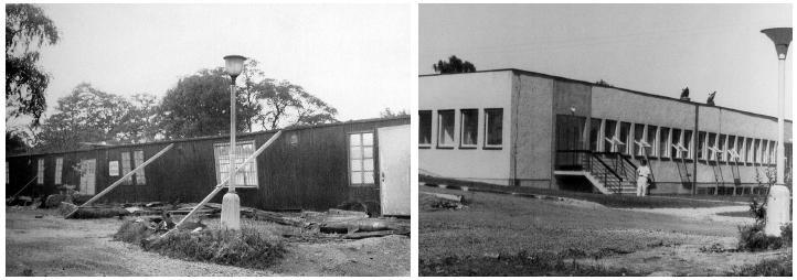 Stavba nové budovy Oddělení patologie MÚNZ.