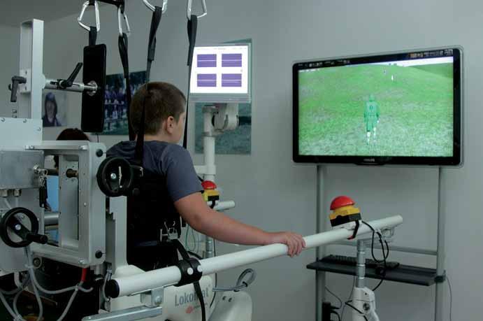 Tréning v prostredí virtuálnej reality.