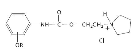 Pyrrolidinové deriváty