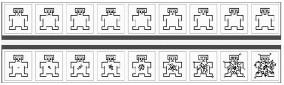 SAM (Self-Assessment Manikin), grafické znázornění emočních dimenzí.
