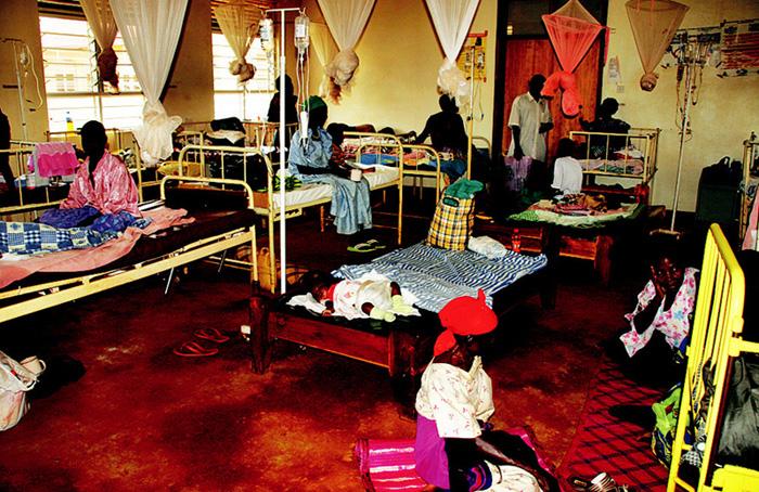 Dětské oddělení nemocnice