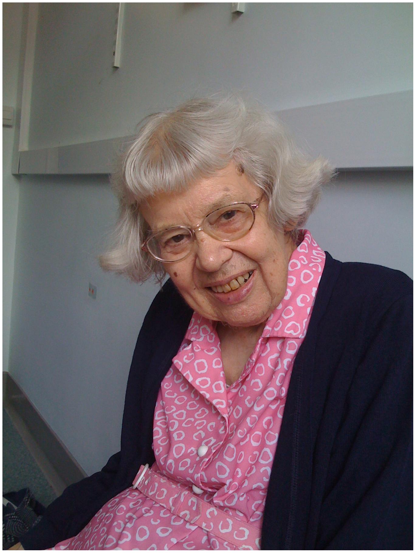 Mary Lyon.