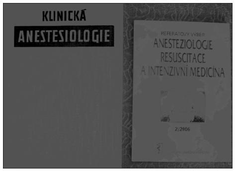 Klinická anesteziologie