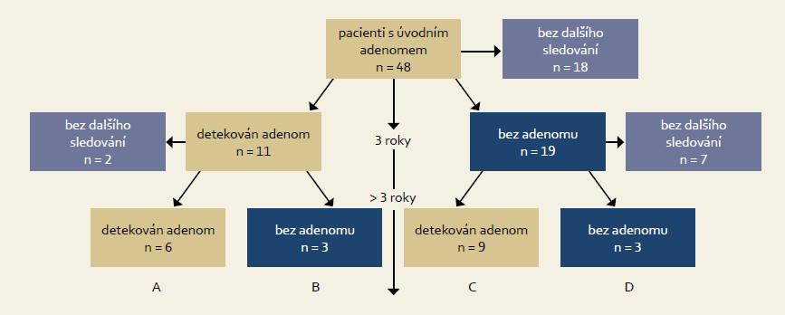 Základní charakteristika souboru. Fig. 2. Basic study characteristics.