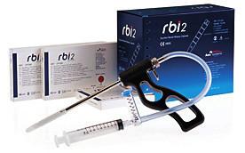 RBI systém (odběrová sada pro rektální sací podtlakovou biopsii). Fig. 1. RBI system (sampling kit for rectal suction biopsy).