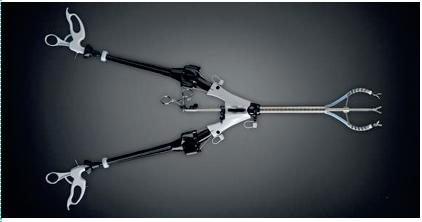 SPIDER Surgical System (TransEnterix, NC) Fig. 8. SPIDER Surgical System (TransEnterix, NC)