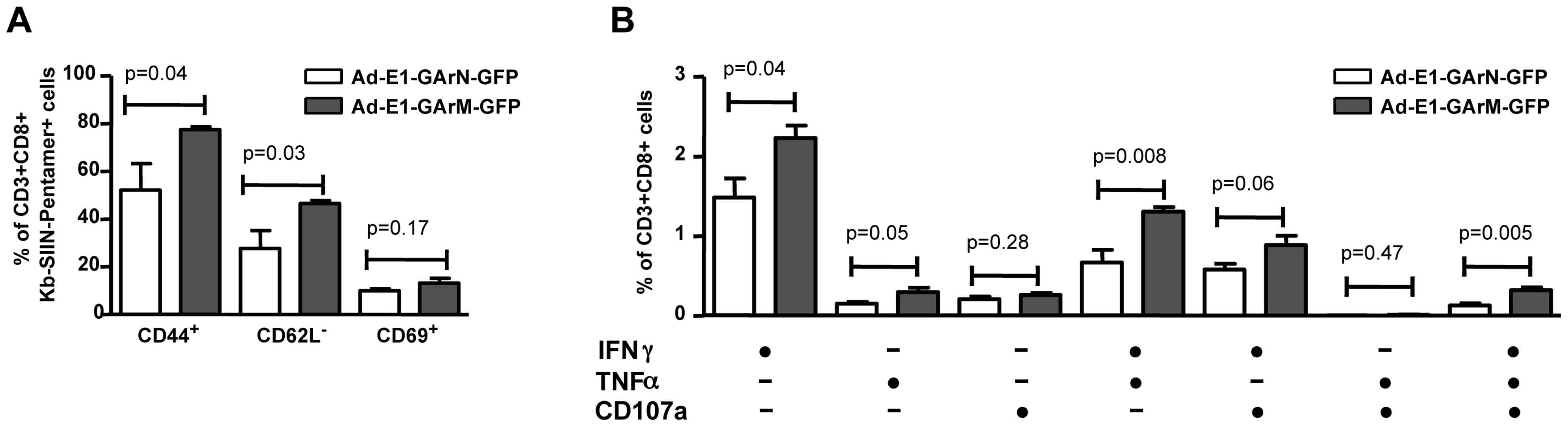 The differential translation of EBNA1 mRNAs impacts on the activation and functional programming of antigen-specific T cells.