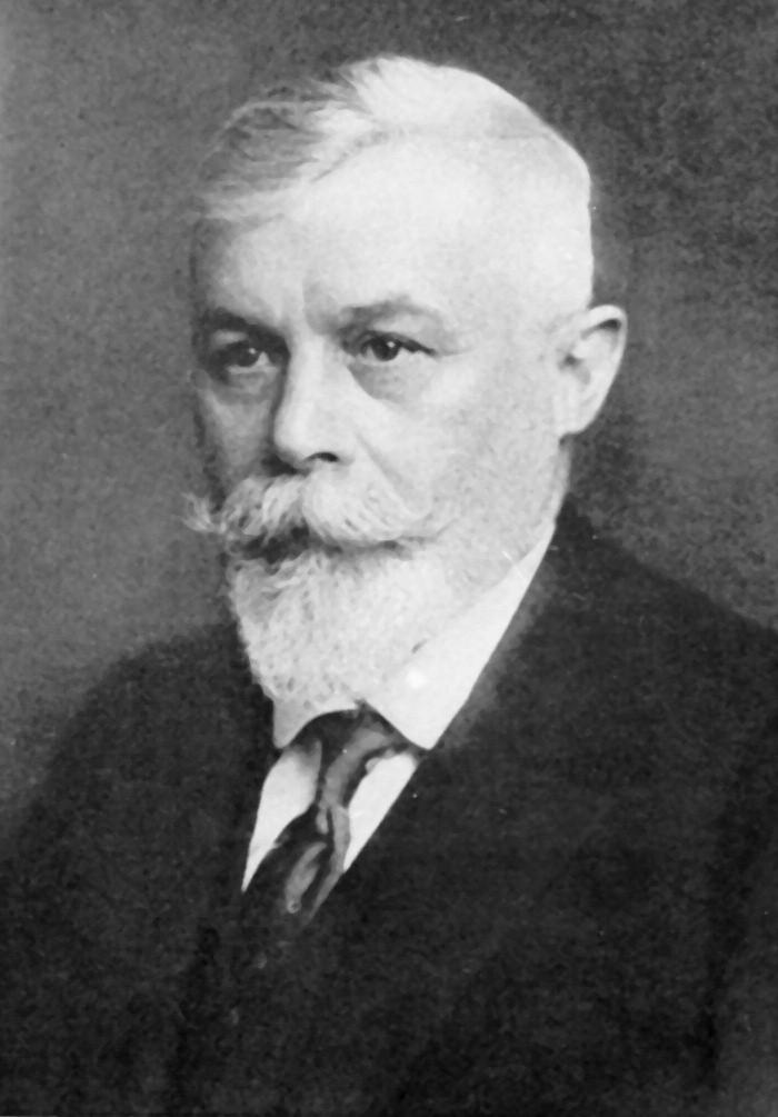 Prof. František Šamberger.