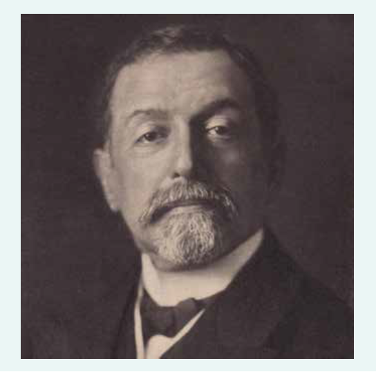 Pražský psychiatr a neurolog Arnold Pick (1851–1924)