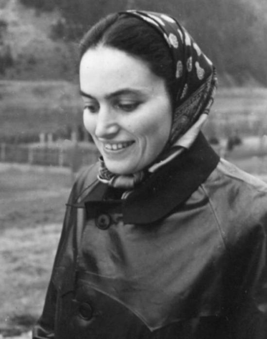 Dr. Helena Rašková za okupace