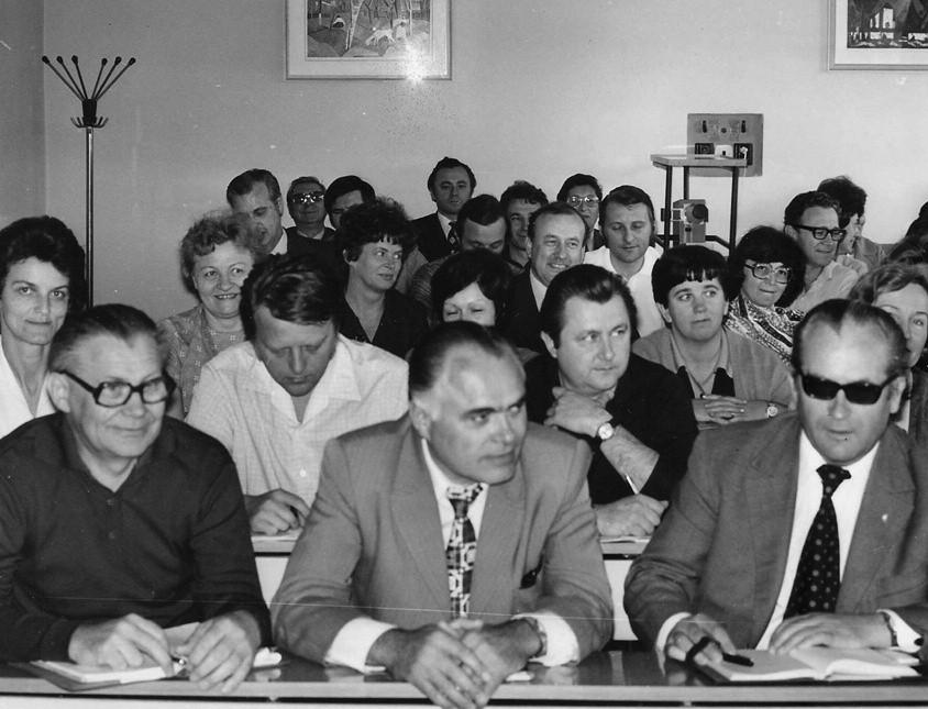 Primárské kurzy v r. 1972–1987