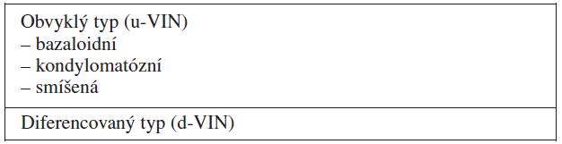 Klasifikace VIN