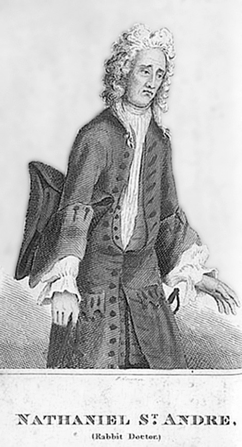 Nathaniel St. André