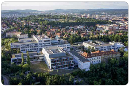 Masarykův onkologický ústav v roce 2014.